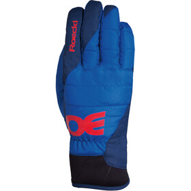 Roeckl Kids Alagna GTX Ski Gloves royal